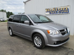 New 2020 Dodge Grand Caravan SXT (NOT AVAILABLE IN ALL 50 STATES) Passenger Van 2C4RDGCG8LR240355 for sale or lease in Council Grove, KS