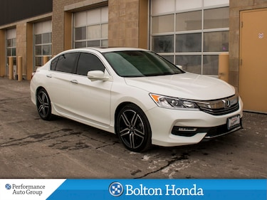 2017 Honda Accord SPORT | HONDA SENSING | CPO | SOLD Sedan
