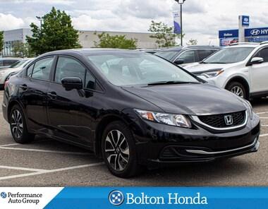 2015 Honda Civic EX | SOLD PENDING DELIVERY | CPO Sedan