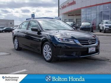 2015 Honda Accord LX | One Price, One Promise Guarantee | CPO Sedan