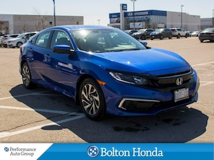 2019 Honda Civic EX | DEMO Sedan