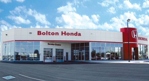 Bolton Honda - New and Used Honda Dealership