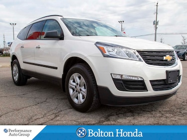 2013 Chevrolet Traverse LS | One Price, One Promise Guarantee SUV