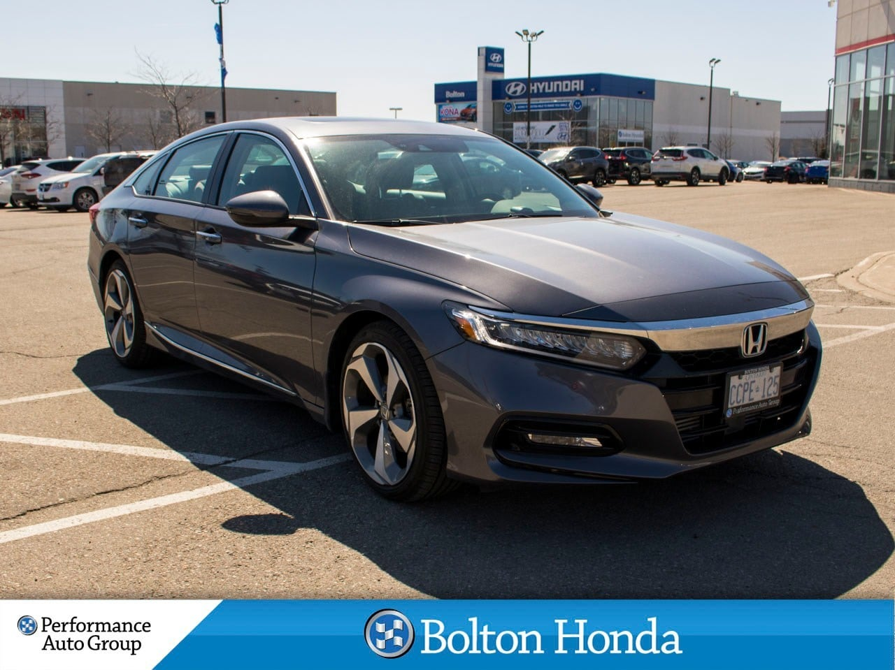 2019 Honda Accord Touring | DEMO Sedan
