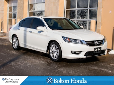 2013 Honda Accord EX-L (CVT) | TINTS | PROXIMITY KEY | HEATED SEATS Sedan