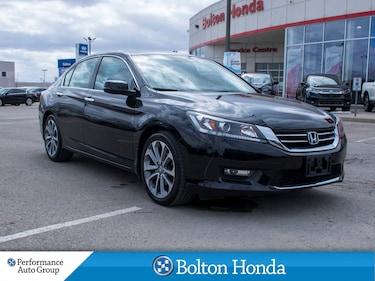 2015 Honda Accord Sport | One Price, One Promise Guarantee | CPO Sedan