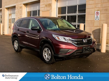 2015 Honda CR-V LX | AWD| TAN INTERIOR | NEW TIRES SUV