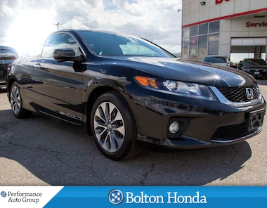 2015 Honda Accord EX-L-NAV | One Price, One Promise Guarantee | CPO Coupe