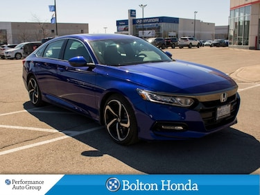 2019 Honda Accord Sport | One Price, One Promise Guarantee | DEMO Sedan