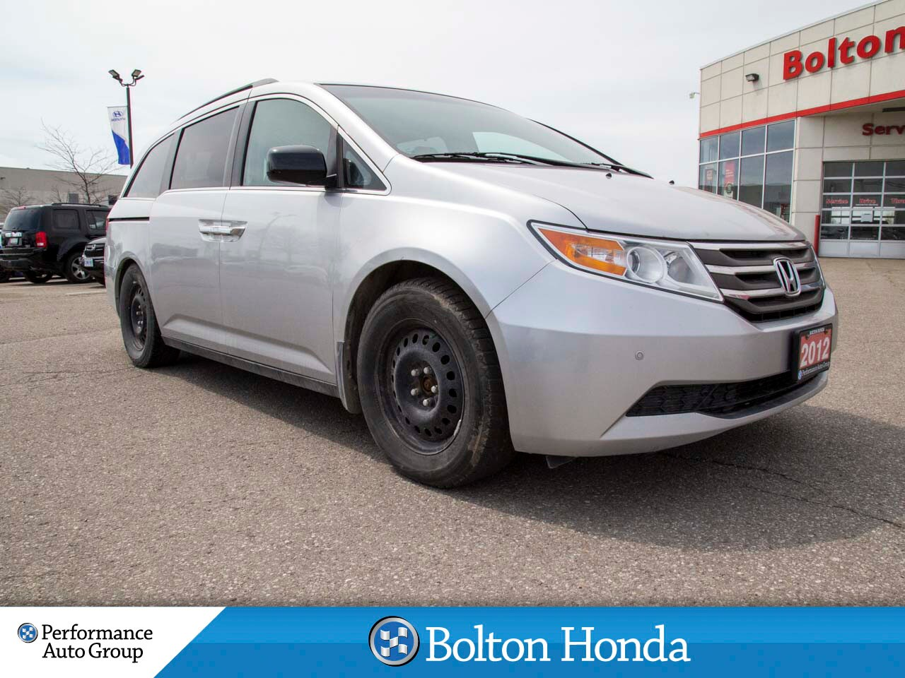 2012 Honda Odyssey For Sale >> Used 2012 Honda Odyssey For Sale At Bolton Honda Vin