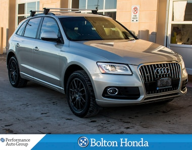 2013 Audi Q5 2.0T | NAVI | ROOF RACK | WINTER TIRE SET INCLUDED SUV