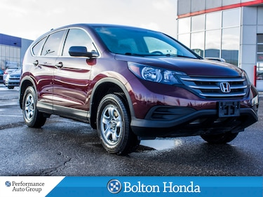 2014 Honda CR-V LX | CAMERA | HEATED SEATS | BLUETOOTH | CPO SUV