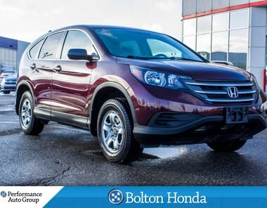 2014 Honda CR-V LX | CAMERA | HEATED SEATS | BLUETOOTH | CPO SUV