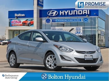 2014 Hyundai Elantra -SOLD/PENDING DEAL-GL 43630 Km's Bluetooth Sedan
