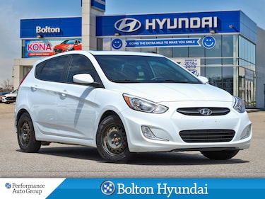 2015 Hyundai Accent SE Bluetooth HtdSeats+WinterTires HY Certified Hatchback