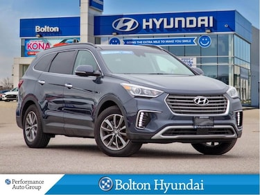 2019 Hyundai Santa Fe XL -SOLD/PENDING DEAL-Luxury DEMO Leather PanoRoof SUV