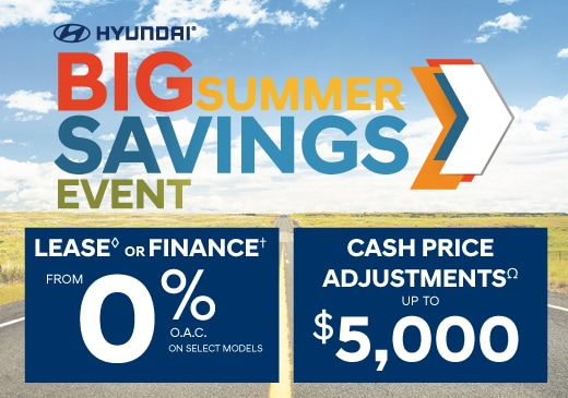 Sale at Performance Hyundai