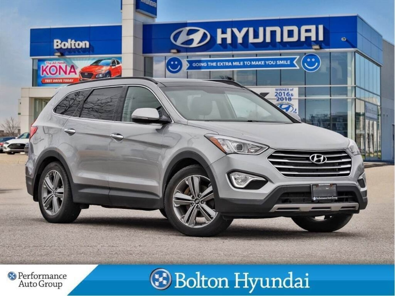 2014 Hyundai Santa Fe XL -SOLD/PENDING DEAL-Limited Navi Leather PanoRoof SUV
