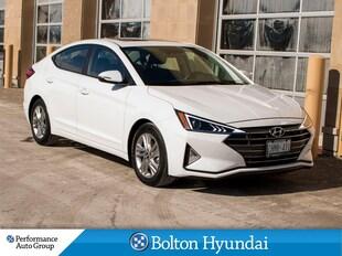 2019 Hyundai Elantra -SOLD/PENDING DEAL-Preferred Sun&Safety DEMO Roof Sedan