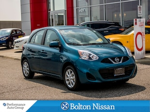 2018 Nissan Micra SV. Bluetooth. Air Conditioning. Alloys. Hatchback