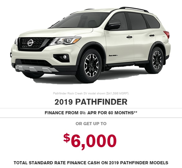 New Nissan Specials and Promotions | Bolton Nissan