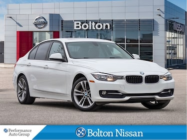 2015 BMW 320I xDrive|AWD|Bluetooth|Sunroof|Red Interior Sedan