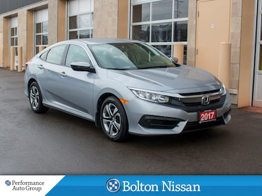 2017 Honda Civic LX|BackCamera|HeatedSeats|Bluetooth|PwrGroup Sedan