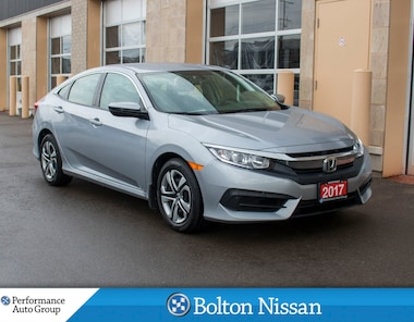 2017 Honda Civic LX|BackCamera|HeatedSeats|Bluetooth|PwrGroup Sedan