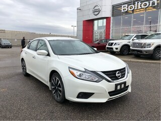 2018 Nissan Altima 2.5 SV|BlindSpot|Rem.Start|Bluetooth|Alloy Sedan