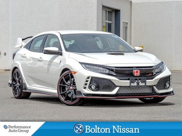 2018 Honda Civic Type R 2.0Turbo|6MT|Navi|Bluetooth|QiCharger Hatchback