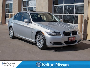 2011 BMW 328 i xDrive Power Group Leather Safety Certified Sedan