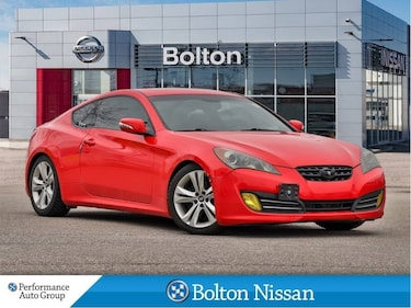 2010 Hyundai Genesis Coupe 3.8|6MT|NAV|Bluetooth|Leather|AS-IS Coupe