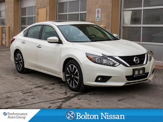 2018 Nissan Altima 2.5 SL Tech. Sunroof. Bluetooth. Heated Seats. Sedan