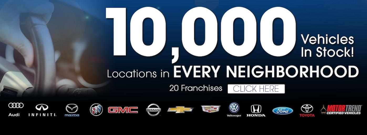 Honda Dealership St Louis Mo >> Bommarito Automotive Group | New GMC, Volkswagen, Ford, INFINITI, Nissan, CADILLAC, Audi, Mazda ...
