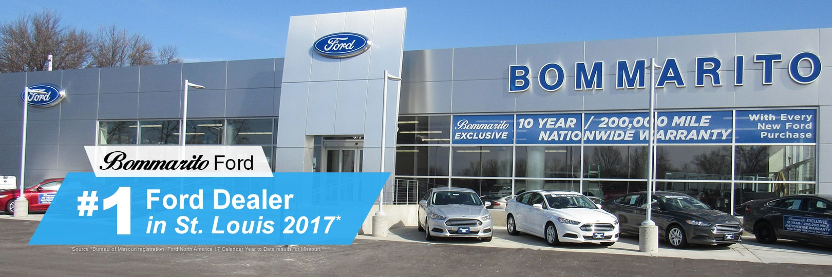 Bommarito Ford Hazelwood MO New Used Ford Dealership - Ford dealers st louis