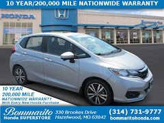 New 2019 Honda Fit EX Hatchback 3HGGK5H89KM703453 for Sale in Hazelwood