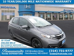 New 2019 Honda Fit Sport Hatchback 3HGGK5H65KM700533 for Sale in Hazelwood