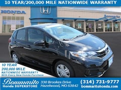 New 2019 Honda Fit LX Hatchback 3HGGK5H48KM705482 for Sale in Hazelwood