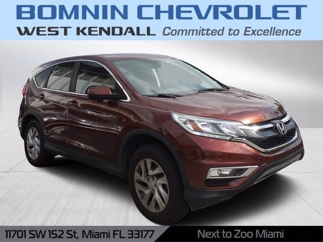 Used Honda Cr V Miami Fl