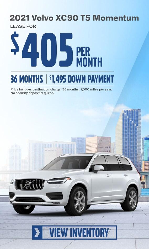 Bomnin Volvo Cars Dadeland Volvo Dealership In Miami Fl
