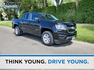 Used 2019 Chevrolet Colorado LT Truck Crew Cab 1GCGTCEN6K1104324 for sale in Kaysville, Utah at Young Kia