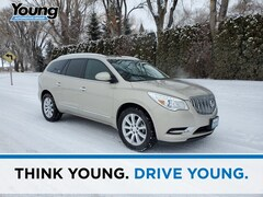 2016 Buick Enclave Premium SUV for sale in Logan, UT at Young Toyota Scion