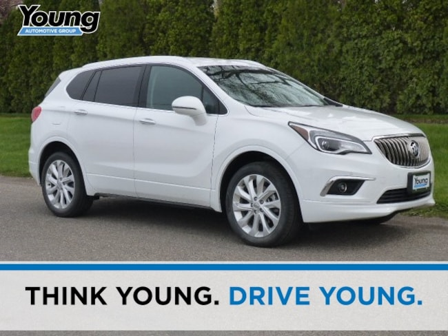 Used 2016 Buick Envision Premium I SUV for sale in Layton, UT at Young Buick GMC