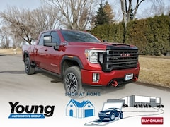 2021 GMC Sierra 3500 HD AT4 Truck Crew Cab