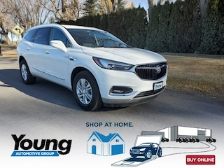 Used 2020 Buick Enclave Essence SUV 5GAEVAKW4LJ106501 in Ogden, UT at Avis Car Sales