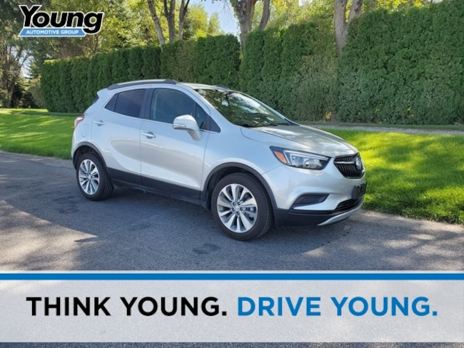 Used 2019 Buick Encore Preferred SUV for sale in Layton, UT at Young Buick GMC