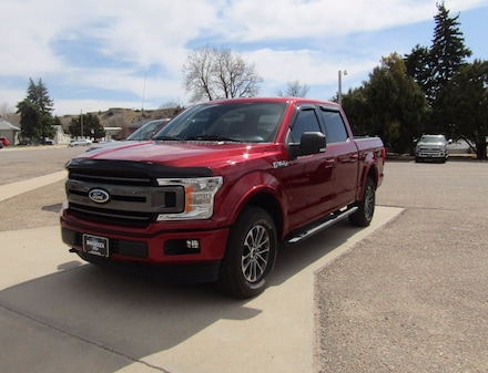 2018 Ford F-150 XLT SPORT Crew Cab Short Bed Truck