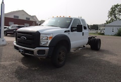 2014 Ford F-450 Chassis Cab XL Chassis Truck