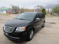2015 Chrysler Town & Country Touring-L Passenger Van