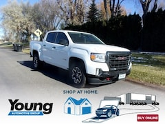 2021 GMC Canyon AT4 w/Leather Truck